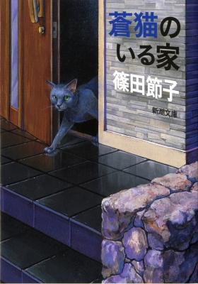 蒼猫のいる家