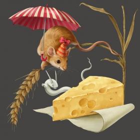 4チーズアンブレラ